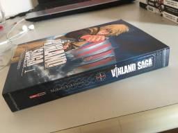 Mangá Vinland saga deluxe edition