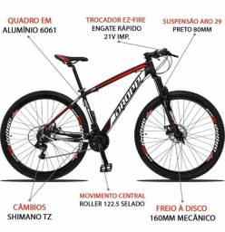 Bike aro 29 marca drope t 19