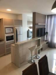 Apartamento Mobiliado com 2 dormitórios (sendo 1 suíte) no Tabuleiro - Camboriú