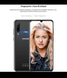 Doodgee N20 64 GB 4 GB RAM cor preto