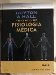 Livro Guyton e Hall Tratado de fisiologia médica