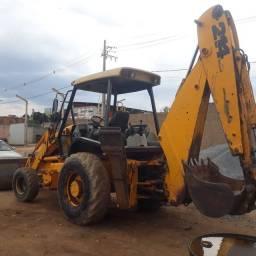 Retro Escavadeira JCB 214