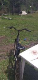 Vende-se bicicleta semi nova