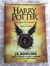 Edição especial Harry Potter e a Criança Amaldiçoada