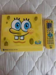 DVD compact dvt-400 Bob Esponja