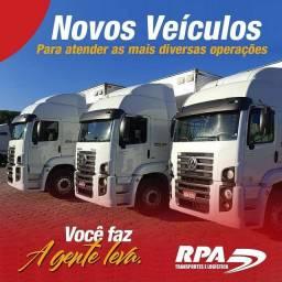 Motorista D/E com Mopp - São Paulo
