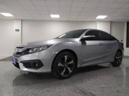 Civic 2.0 EXL 2017/17 Automatico CVT completissimo!!