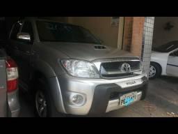 hilux 3.0 4x4 diesel 2011