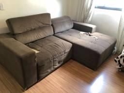 Sofá usado (necessário apenas trocar tecido)
