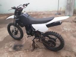 XR 200 trilha/veloterra