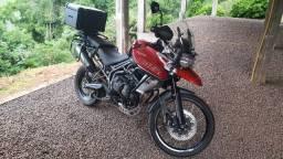 Tiger 800 XCA - 2018 - 12.556 km - Estado de conservação SEM igual