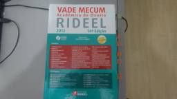 VadeMecum acadêmido de Direito Rideel - 14ª edição - 2012