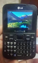 Celular LG pega 4chips