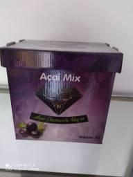 Açaí mix 10 litros,barras de açai