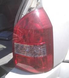 Lanterna traseira Lado Direito Original - Tucson 2004 até 2016 - bicolor