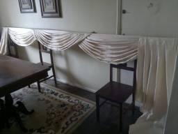 Chale para cortina
