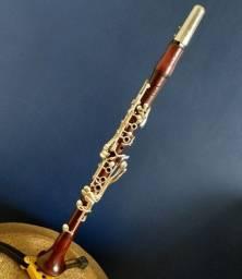 Clarinete Profissional Devon & Burgani Fluency Sib