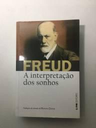 Livro Freud Interpretação dos Sonhos Editora: L&PM EDITORES