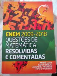 Livro de matemática para ENEM