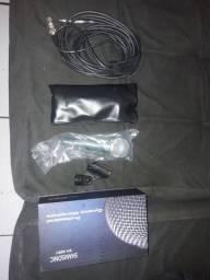 Vendo um microfone profissional