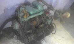 Vendo motor completo mercedes para barco