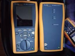 Fluke DTX 1800 Certificador de cabeamento estruturado