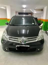 Nissan Livina 1.8 16V SL Automático flex 4P