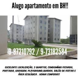 Alugo apto Bairro Solimões -Valor 550!!!