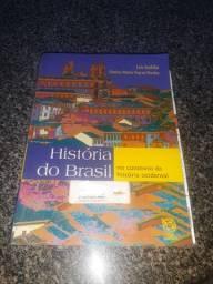 Livro de História do Brasil