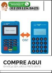 Comprando essa point chip Vc ganha uma  point Mine blue/PRONTA ENTREGA CALDAS NOVAS