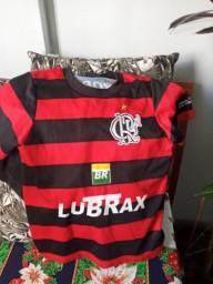 Conjunto de criança do Flamengo