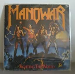 Vinil Manowar - Fighting The World