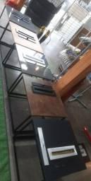 Lareiras ecológicas ,mesa centro.