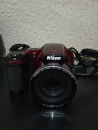 Câmera Fotográfica (Nikon Coolpix L810)