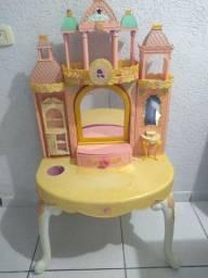 Castelo mesa penteadeira Barbie