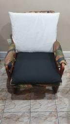 Cadeira de cerejeira