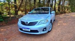 Toyota Corolla XEI 2014 Top Baixa KM