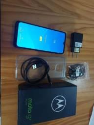 Motorola G9 play 64/4 completo com nota