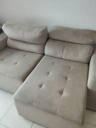 Sofá reclinavel