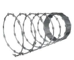 Cerca segurança concertina