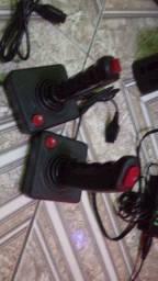 Desapega,Controles Atari,Jogos Wii U,  Wireless Air 60, Kinect,Leitores ps2