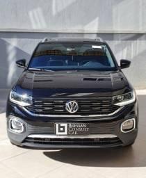 Volkswagen T-Cross Highline 250 TSi 2021 - Único dono - 8.700km