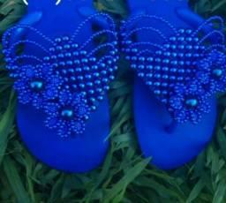 Sandálias custumizadas personalizadas