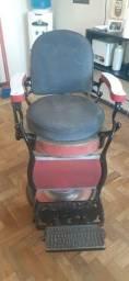 Cadeira de Barbeiro Ferrante Antiguidade