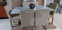 Mesa Grande 6 Cadeiras