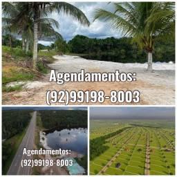 Sem consulta SPC/SERASA! Garanta seu lote na melhor chácara do Amazonas!