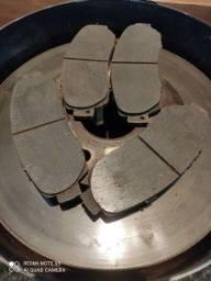 Jogo de Discos e Pastilhas usados CRV 2012 a 2014