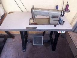 Maquina de costura reta industrial fegongui