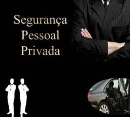 Segurança pessoal e vip /  com ser CNH