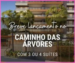 Pré Lançamento Caminho das Árvores - 3 quartos, 3 suítes, 3 vagas, 130 m²-
